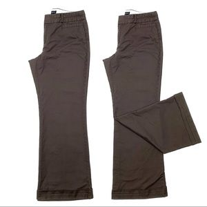 50% OFF Banana Republic Wide Leg Mid Rise Pants